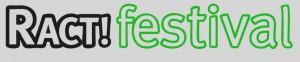 RACT! festival Logo